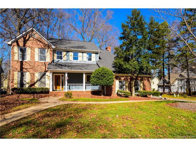 4834 Deer Cross Trail #62, Charlotte, NC 28269 (#3357908) :: Leigh Brown and Associates with RE/MAX Executive Realty