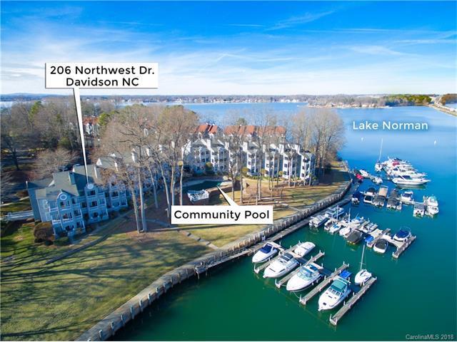 206 Northwest Drive, Davidson, NC 28036 (#3357949) :: LePage Johnson Realty Group, Inc.