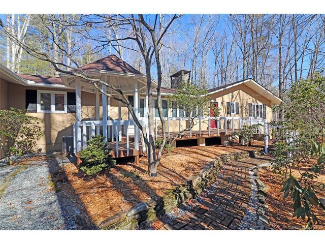 1800 Glen Cannon Drive #29, Pisgah Forest, NC 28768 (#3357967) :: Miller Realty Group
