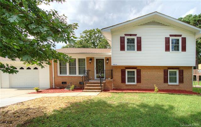 853 Log Cabin Road, Charlotte, NC 28213 (#3358063) :: The Temple Team