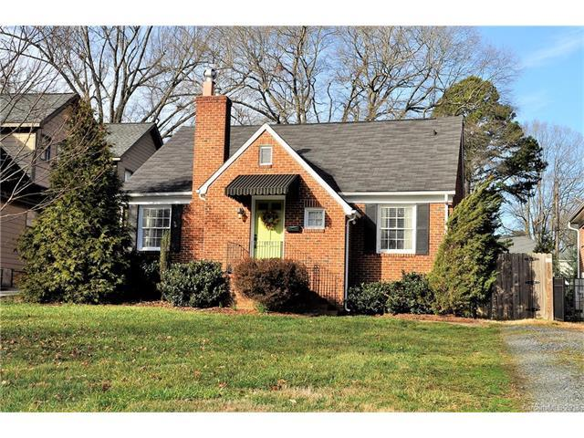 1821 Truman Road, Charlotte, NC 28205 (#3358102) :: Miller Realty Group