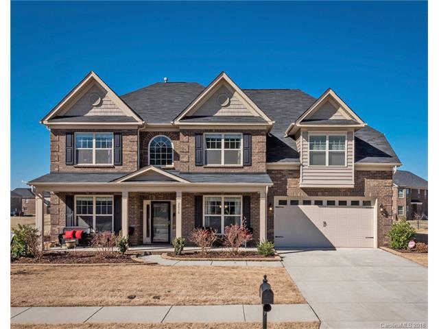 2030 Clover Hill Road, Indian Trail, NC 28079 (#3358108) :: Exit Mountain Realty