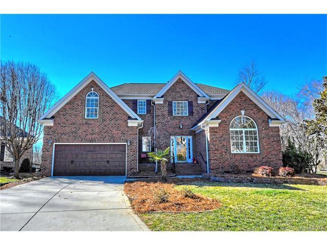 9918 Cockerham Lane, Huntersville, NC 28078 (#3358190) :: Pridemore Properties