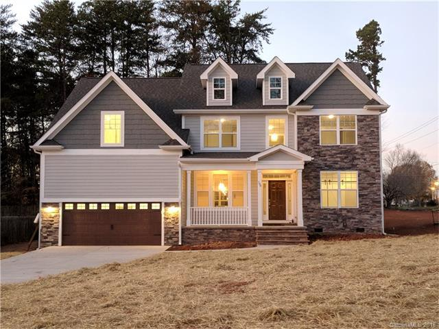 108 Streamside Place Lot31, Mooresville, NC 28115 (#3358334) :: The Ramsey Group