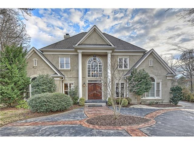 4429 Cameron Oaks Drive, Charlotte, NC 28211 (#3358530) :: Miller Realty Group