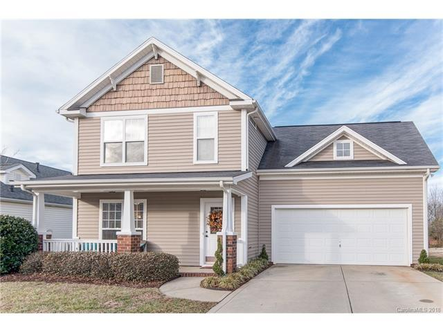 2027 Magna Lane, Indian Trail, NC 28079 (#3358574) :: Exit Mountain Realty