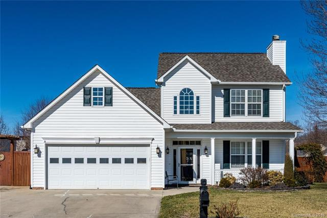 128 Misty Valley Road #429, Fletcher, NC 28732 (#3358600) :: Miller Realty Group