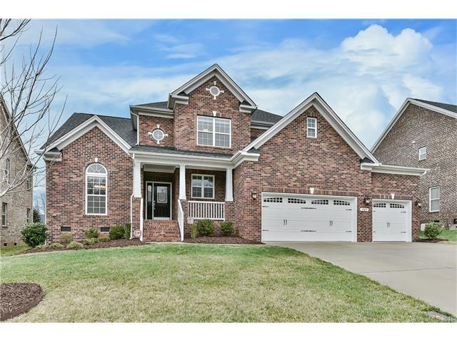 509 Chase Prairie Lane, Waxhaw, NC 28173 (#3358604) :: Team Lodestone at Keller Williams SouthPark