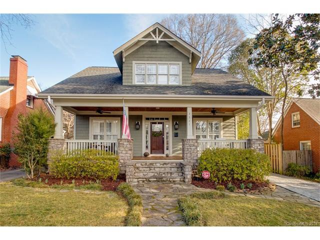 2321 Commonwealth Avenue, Charlotte, NC 28205 (#3358686) :: Stephen Cooley Real Estate Group