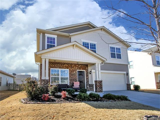 1416 Afternoon Sun Road #482, Stallings, NC 28104 (#3358804) :: The Ramsey Group