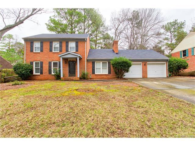 9407 Hinson Drive, Matthews, NC 28105 (#3358919) :: Leigh Brown and Associates with RE/MAX Executive Realty