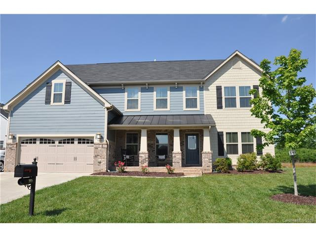 1005 Clover Hill Road, Indian Trail, NC 28079 (#3358939) :: Exit Mountain Realty