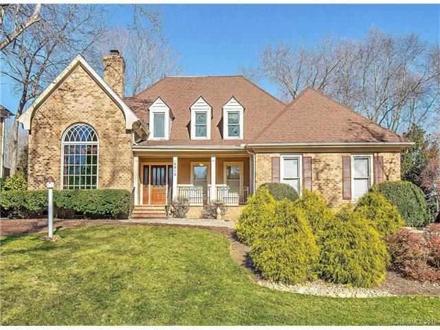 6615 Wynfaire Lane, Charlotte, NC 28210 (#3358966) :: Exit Mountain Realty