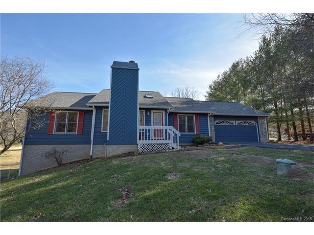 2 Snapfinger Drive, Weaverville, NC 28787 (#3358967) :: Keller Williams Biltmore Village