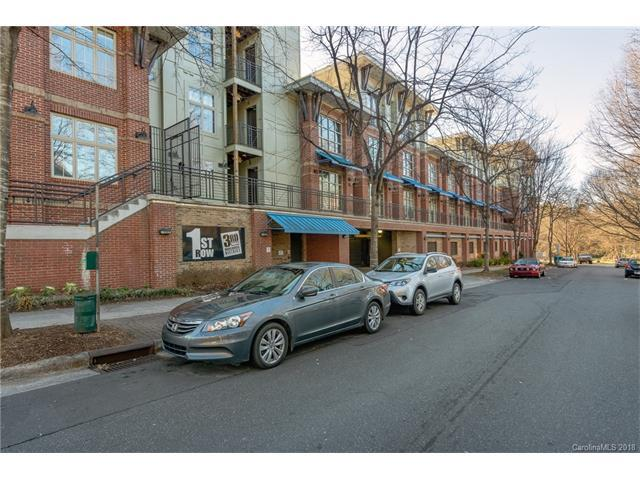1101 W 1st Street #215, Charlotte, NC 28202 (#3359018) :: Miller Realty Group