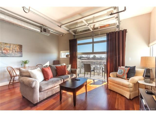 1611 Central Avenue #301, Charlotte, NC 28205 (#3359042) :: Miller Realty Group