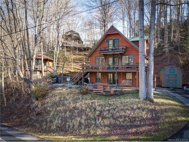 330 Riddle Cove Road, Maggie Valley, NC 28751 (#3359051) :: LePage Johnson Realty Group, LLC