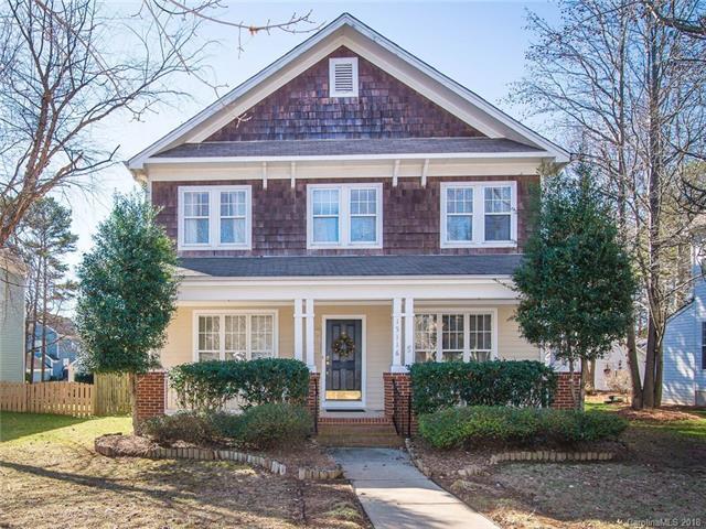 15116 Norman View Lane, Huntersville, NC 28078 (#3359057) :: Pridemore Properties