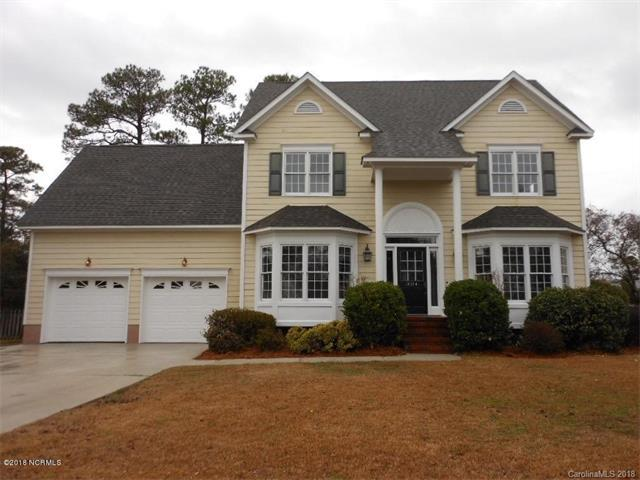 3514 Melissa Court, Wilmington, NC 28409 (#3359064) :: High Performance Real Estate Advisors