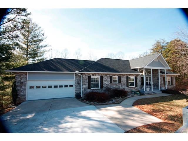 97 Hillcrest Drive, Weaverville, NC 28787 (#3359079) :: Miller Realty Group