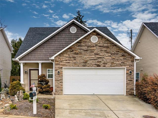 35 Daphne Drive #16, Arden, NC 28704 (#3359267) :: Stephen Cooley Real Estate Group