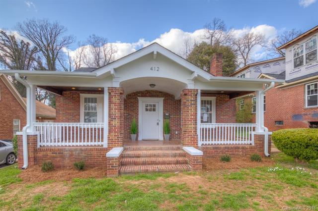 412 Woodvale Place, Charlotte, NC 28208 (#3359320) :: The Sarver Group