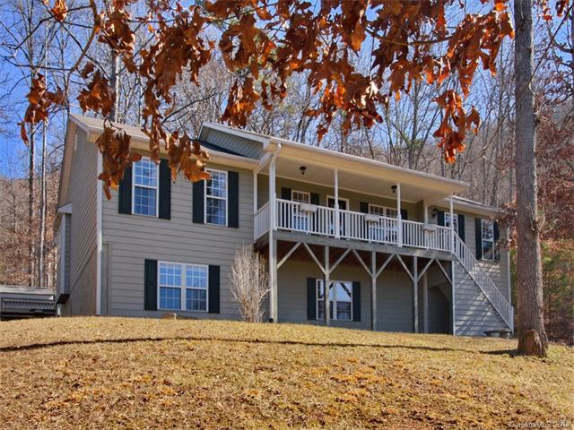 52 Sugar Hill Drive #10, Weaverville, NC 28787 (#3359431) :: Odell Realty Group