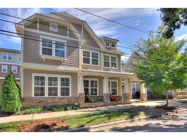 803 Herrin Avenue, Charlotte, NC 28205 (#3359454) :: Miller Realty Group