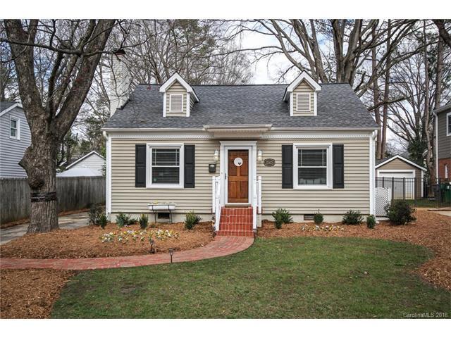 2525 Laburnum Avenue, Charlotte, NC 28205 (#3359578) :: Exit Mountain Realty