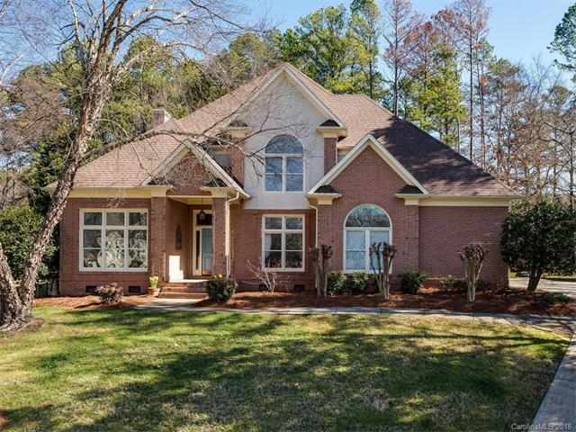 5807 Newcombe Court, Charlotte, NC 28277 (#3359607) :: The Ramsey Group