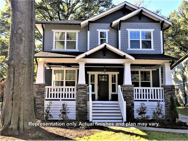 1625 Fulton Avenue, Charlotte, NC 28205 (#3359668) :: Miller Realty Group