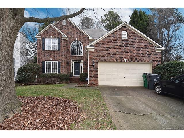 8809 Walden Ridge Drive, Charlotte, NC 28216 (#3359768) :: Exit Mountain Realty