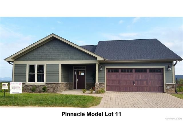 11 Craftsman Overlook Ridge #34, Arden, NC 28704 (#3359776) :: Miller Realty Group