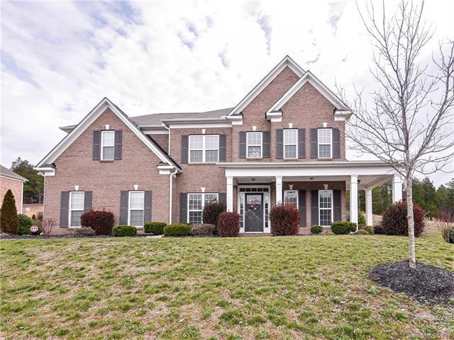 9459 Leyton Drive, Harrisburg, NC 28075 (#3359782) :: The Ramsey Group