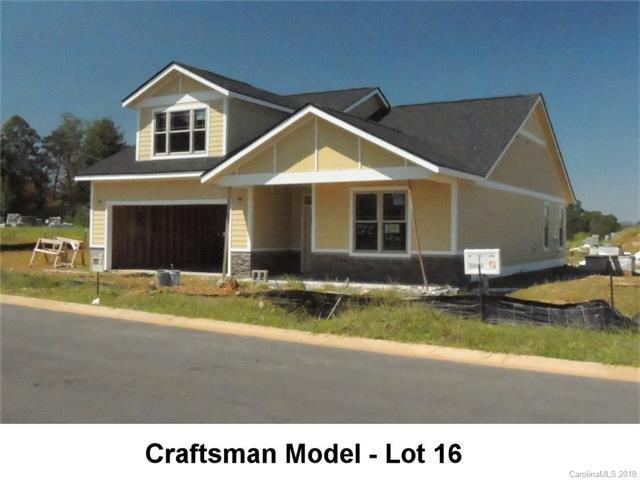 15 Craftsman Overlook Ridge #33, Arden, NC 28704 (#3359791) :: Miller Realty Group