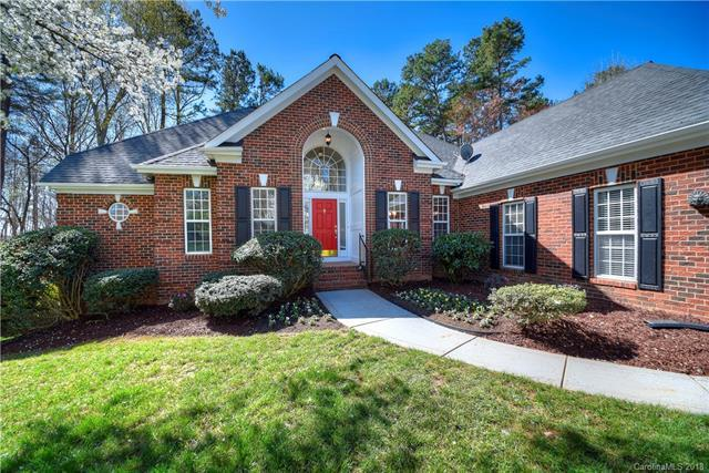 8934 Brentfield Road, Huntersville, NC 28078 (#3359800) :: Exit Mountain Realty