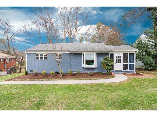 2013 Dalehurst Drive, Charlotte, NC 28205 (#3359801) :: The Sarver Group