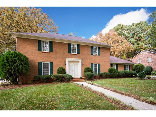 6325 Rocky Falls Drive, Charlotte, NC 28211 (#3359923) :: Exit Mountain Realty