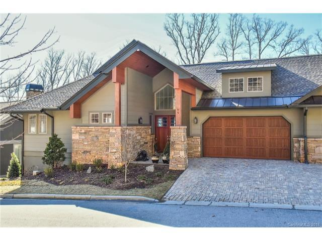 99 Points West Drive, Asheville, NC 28804 (#3359959) :: Miller Realty Group