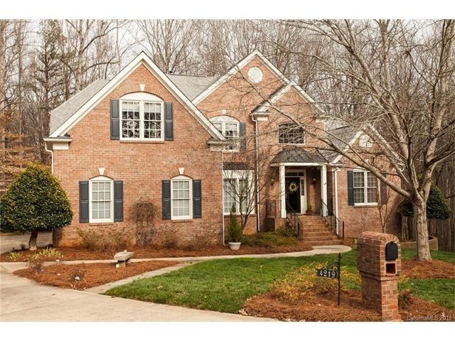 4219 Kronos Place, Charlotte, NC 28210 (#3359978) :: Exit Mountain Realty
