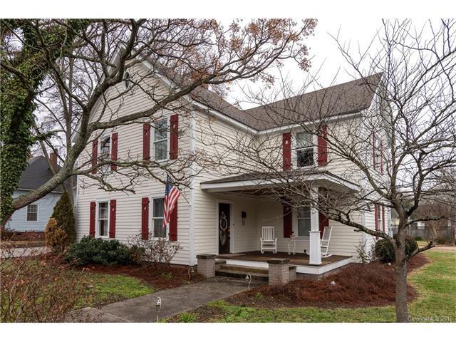 627 Poplar Street, Lincolnton, NC 28092 (#3359990) :: Mossy Oak Properties Land and Luxury