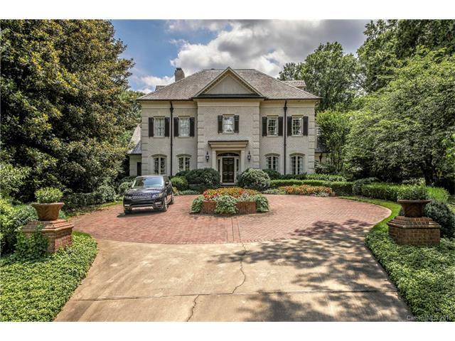 300 Eastover Road, Charlotte, NC 28207 (#3360051) :: Exit Mountain Realty