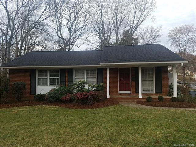 4018 Abbeydale Drive, Charlotte, NC 28205 (#3360052) :: SearchCharlotte.com