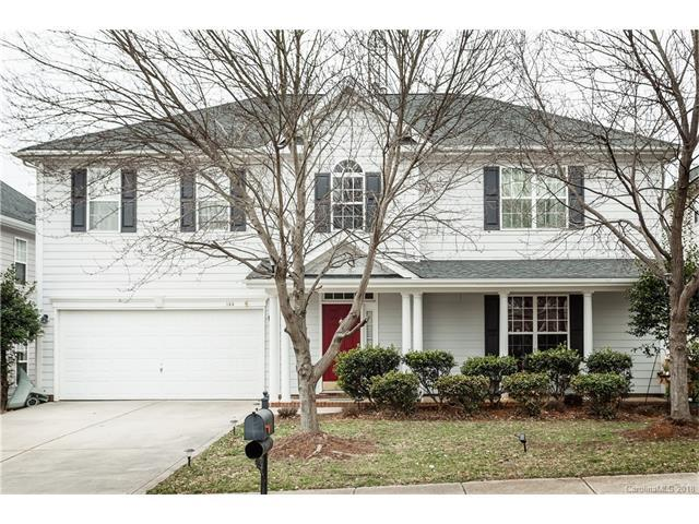 144 Trotter Ridge Drive, Mooresville, NC 28117 (#3360146) :: The Ramsey Group