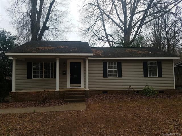 734 Clement Avenue, Charlotte, NC 28204 (#3360178) :: SearchCharlotte.com