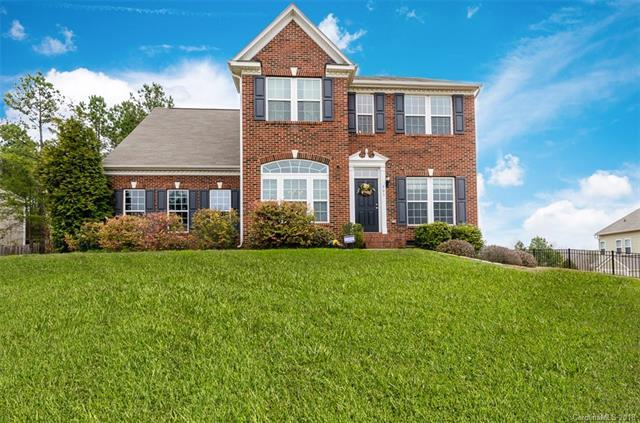 305 Hydrangea Drive, Lake Wylie, SC 29710 (#3360262) :: The Andy Bovender Team