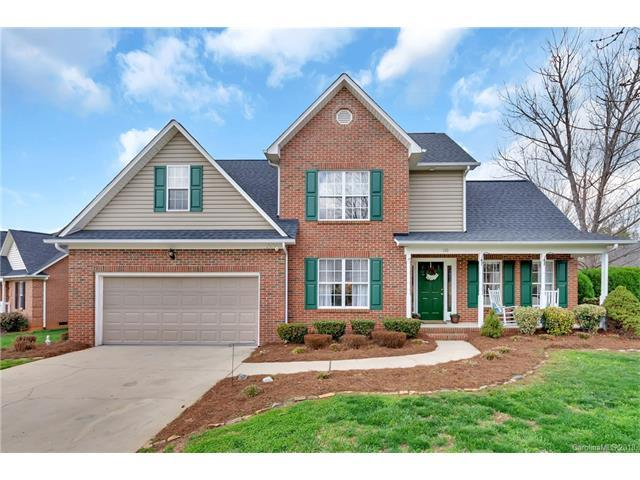 110 Bald Cypress Lane #80, Mooresville, NC 28115 (#3360344) :: Exit Mountain Realty