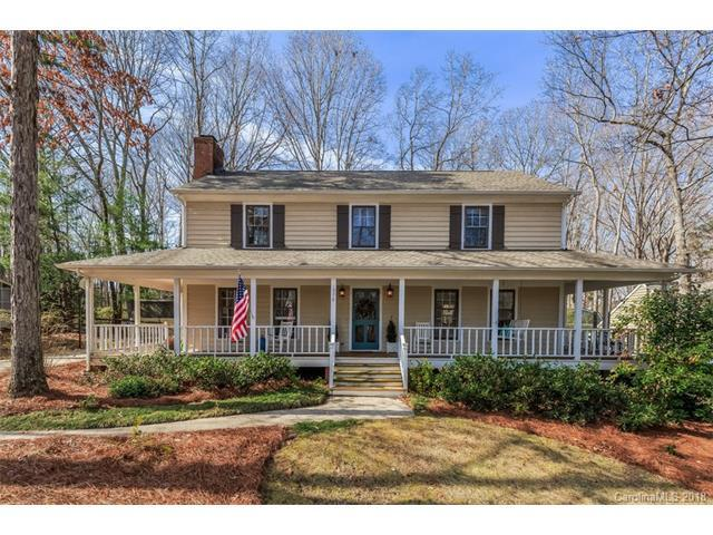 10218 Rocking Chair Road, Matthews, NC 28105 (#3360396) :: Stephen Cooley Real Estate Group