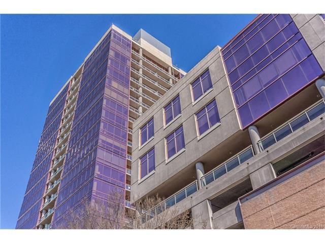 315 Arlington Avenue #1506, Charlotte, NC 28203 (#3360422) :: Miller Realty Group