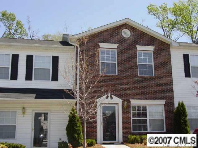 2446 Ryerson Court #4, Charlotte, NC 28213 (#3360435) :: Miller Realty Group